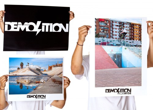 Demolition Posters
